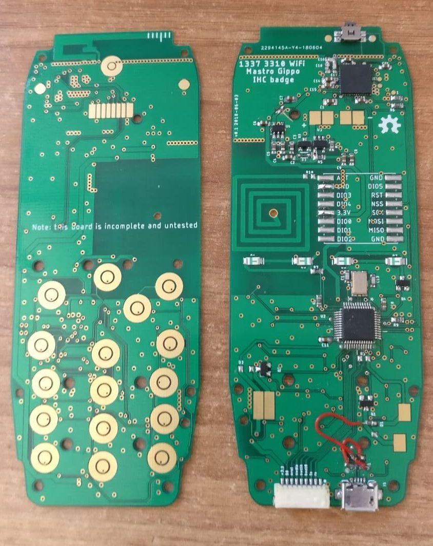 1337 3310 WiFi – Hardware design | Il blog di Mastro Gippo